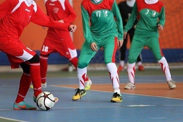 حضور در تورنمنت خارجی، پاداش قهرمان لیگ فوتسال بانوان