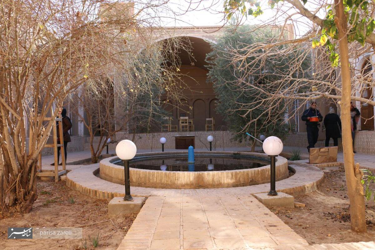 آثار باستانی دیدنی یزد/تصاویر