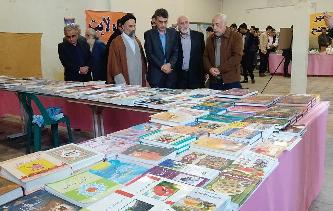 کاظمی :2 هزار و 500 عنوان کتاب در نمایشگاه دانشگاه شهید مفتح ری آماده عرضه و فروش است