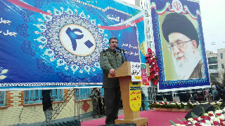 سرتیپ پیمبری: امروز با پایبندی بر سر آرمان های امام راحل و شهدا نیروهای مسلح در برترین جایگاه دنیا ایستاده است